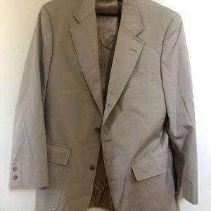 Brooks Brothers Beige Sport Coat